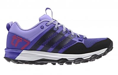 adidas trail kanadia 7 tr violet noir