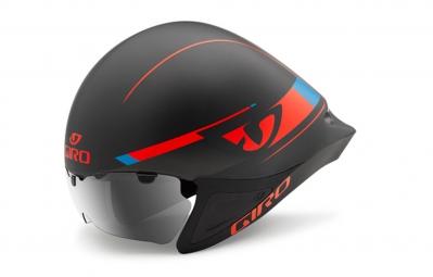 giro casque selector noir rouge bleu mat