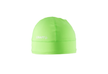craft bonnet thermal light vert