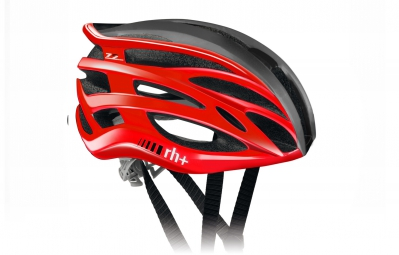 casque zero rh 2in1 rouge anthracite