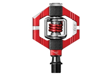 crankbrothers paire de pedales candy 7 rouge