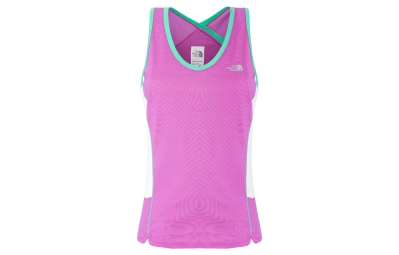 the north face debardeur gtd rose femme