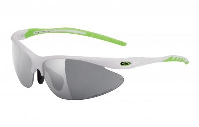 northwave paire de lunettes team blanc vert