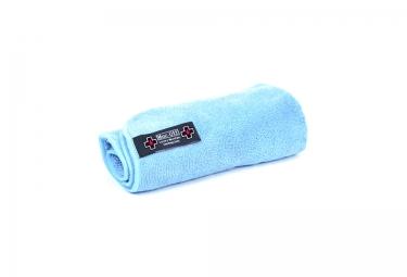 muc off serviette micro fibre miracle shine bleu