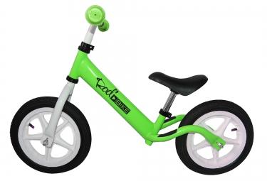 draisienne rad bike 12 2 3 ans vert