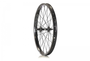 genesis roue avant 20 noir