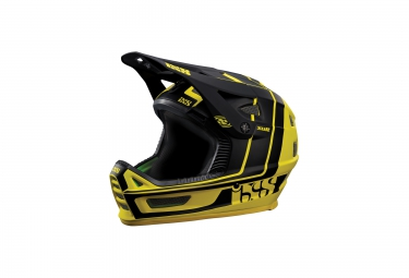 casque integral ixs xult noir jaune