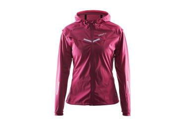 craft veste edge weather ruby femme