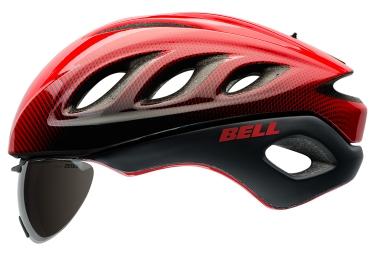 casque bell star pro shield 2016 noir rouge