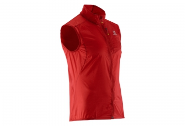 salomon veste homme fast wing rouge