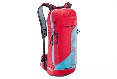 evoc sac protector lite race 10l rouge bleu