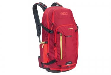 evoc 2016 sac a dos explorer 30l rouge