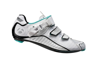 chaussures route femme bontrager rl blanc