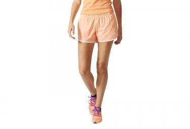 adidas short femme 3 m10 rose