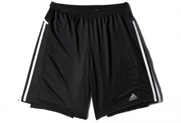 adidas short homme response dual noir