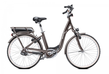 velo electrique matra 2016 iflow confort auto 400wh 26 chocolat
