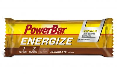 powerbar barre energize c2max 55gr chocolat