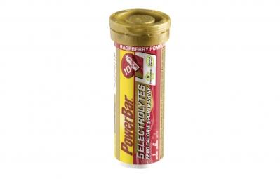 powerbar 5 electrolytes 10 comprimes framboise