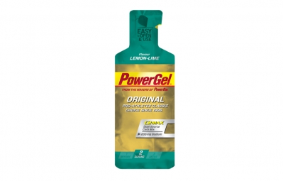 powerbar gel powergel original 41gr citron vert