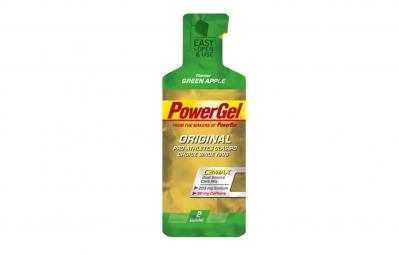 powerbar gel powergel original 41gr pomme verte
