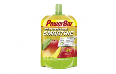 powerbar performance smoothie 90gr mangue pomme