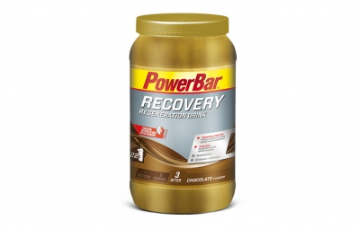 powerbar boisson proteinee recovery 1210gr chocolat