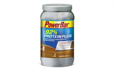 powerbar boisson protein plus 92 600gr chocolat