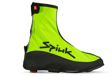 spiuk 2016 couvre chaussures team jaune