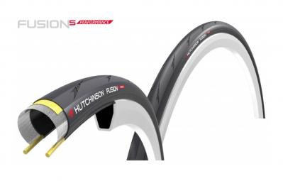 hutchinson pneu fusion 5 perf kevlar pro tech 700 noir