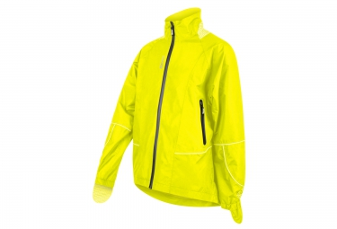 santini veste impermeable gr 44 jaune