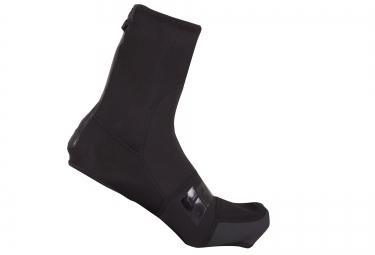 santini couvre chaussures dark noir