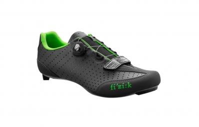 chaussures route fizik r3b uomo 2016 noir vert