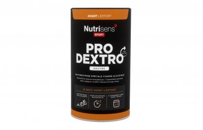 nutrisens boisson energetique pro dextro pot de 450g nature