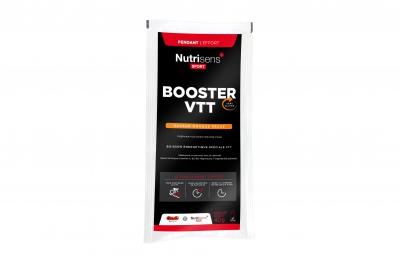 nutrisens boisson energetique booster vtt sachet 40g orange peche