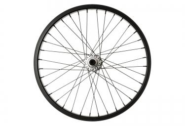 colony roue arriere pintour noir argent