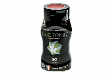 duo tonic boisson energetique iso menthe 300ml