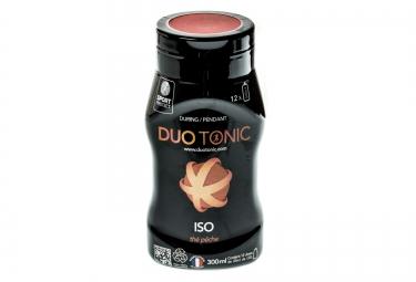 duo tonic boisson energetique iso the peche 300ml