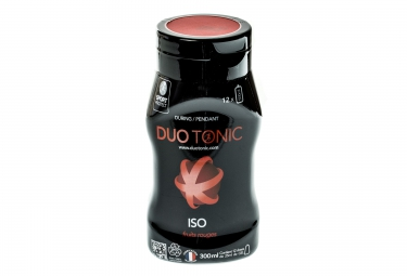 duo tonic boisson energetique iso fruits rouges 300ml