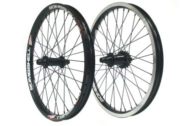 bombshell paire de roue one80 20 x1 75 noir