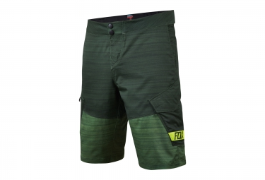 fox short ranger cargo print heather vert