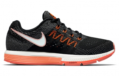 nike air zoom vomero 10 noir orange femme