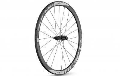 dt swiss 2016 roue arriere rc 38 spline boyau disque center lock 12x142 mm corps shi