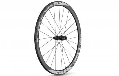 dt swiss 2016 roue arriere rc 38 spline boyau disque center lock 12x142 mm corps shi