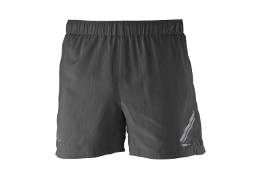salomon short homme agile noir