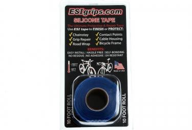 rouleau protection de cadre esi silicone tape 3m bleu