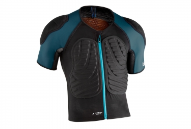 bluegrass protection dorsale tuatara d3o b s noir bleu