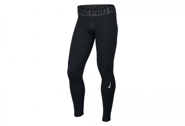 collant long de compression homme nike pro warm noir
