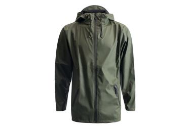 rains veste breaker vert