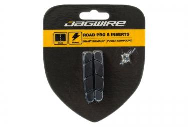 jagwire paire de patins pro s temps sec noir