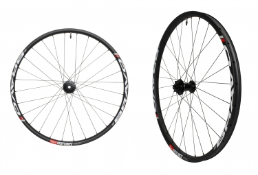 notubes paire de roues tl ready carbone bravo team 27 5 av 15x100 mm ar 12x142 mm co